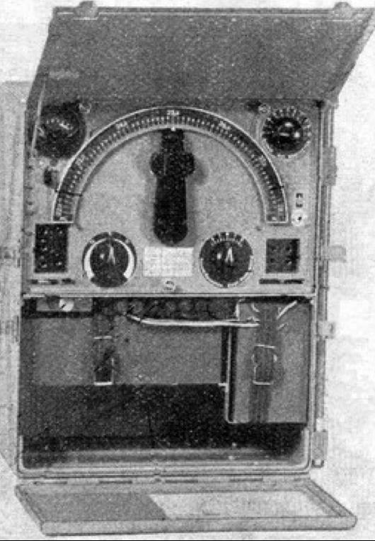 Ранцевая радиостанция SE-109/К-1А