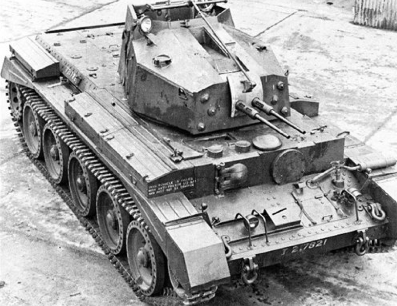ЗСУ Centaur AA Mk-II
