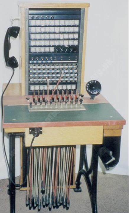 Коммутатор Ericsson PMX 5x40