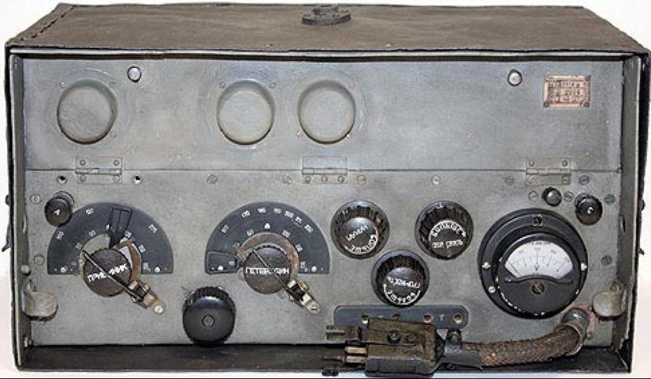 Приемник танковой радиостанции 71-ТК-3