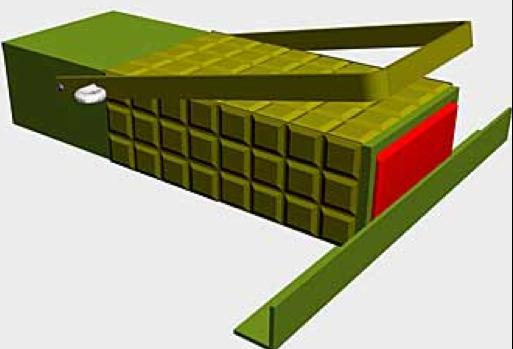 Рисунок противолыжной мины ПММ-5