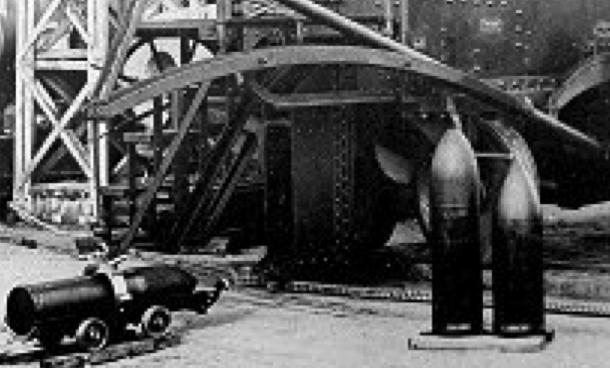 Снаряды 240-мм