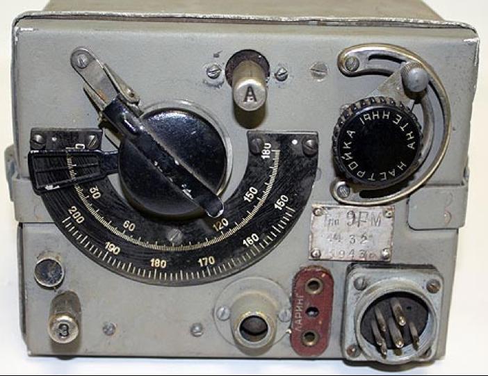 Танковая радиостанция 9-Р. Передатчик 9-РМ
