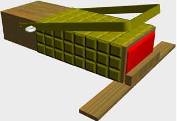 Рисунок противолыжной мины ПМД-5