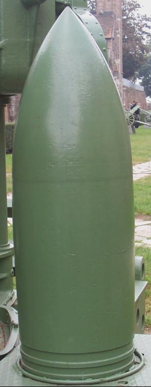 Снаряд  305-мм