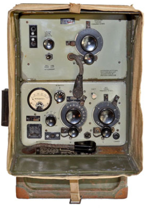 Ранцевая радиостанция Wireless Set №18 Mk-I