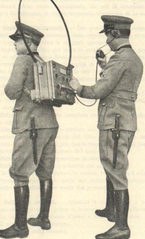 Портативная радиостанция RF-1