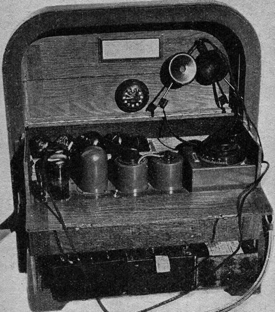 Радиостанция RА-1
