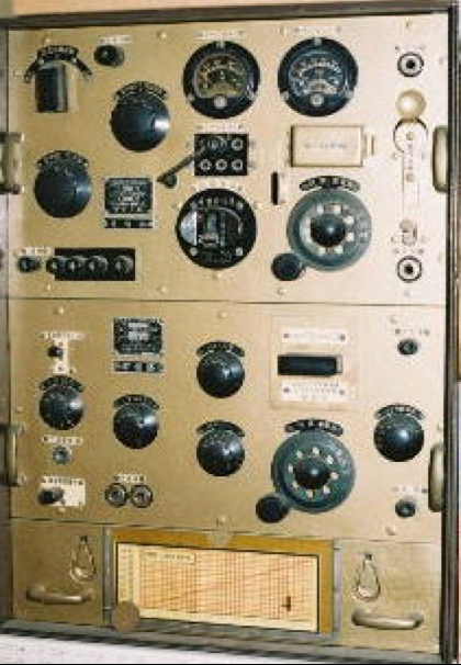 Радиостанция Type 94 Mk-3