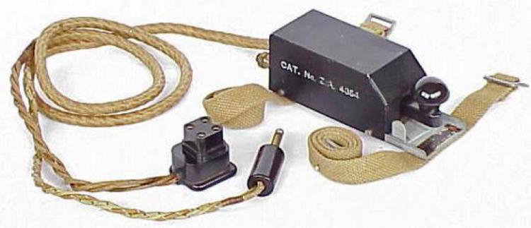 Штатный телеграфный ключ WS №18