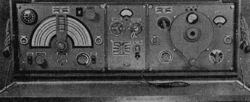 Портативная радиостанция RF-4