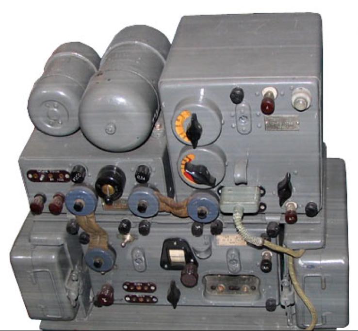 Радиостанция 10-РК