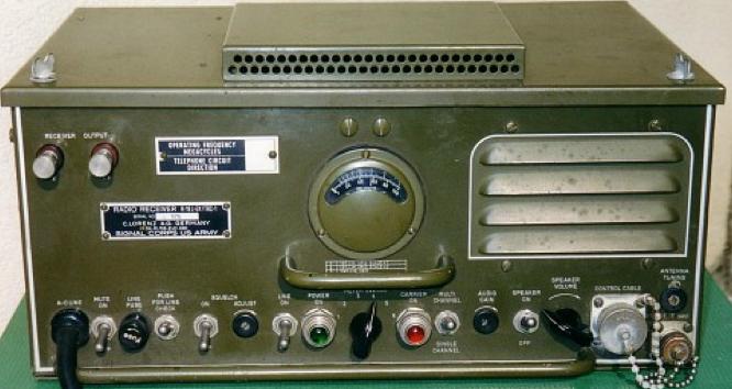 Приемник TRC-1