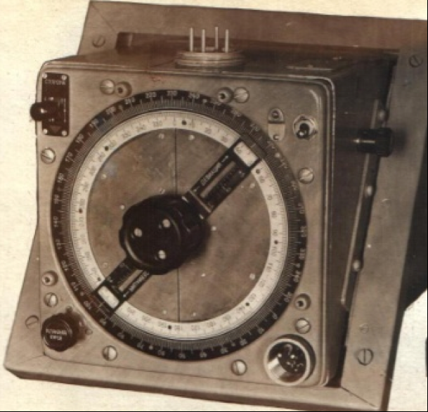 Комплект аппаратуры радиопеленгатора Бурун