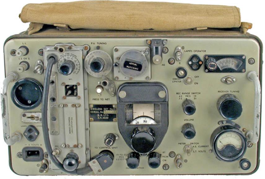 Ранцевый трансивер Wireless Set №21