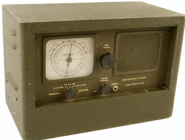 Приемник R-100/ URR