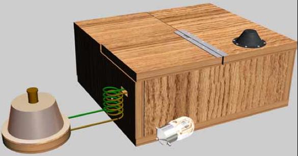 Рисунок противотранспортной мины ПМС