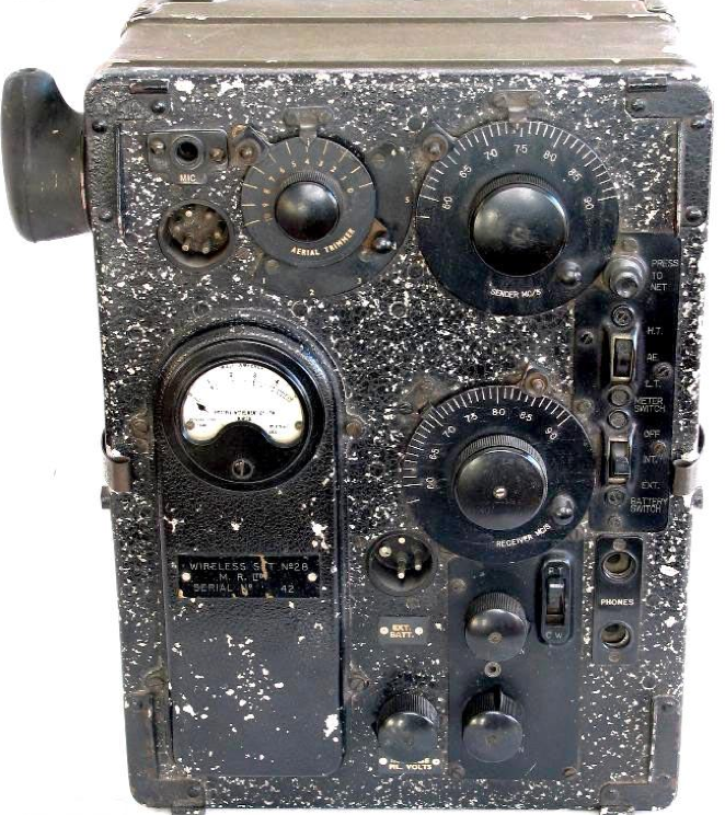 Ранцевая радиостанция Wireless Set  №28