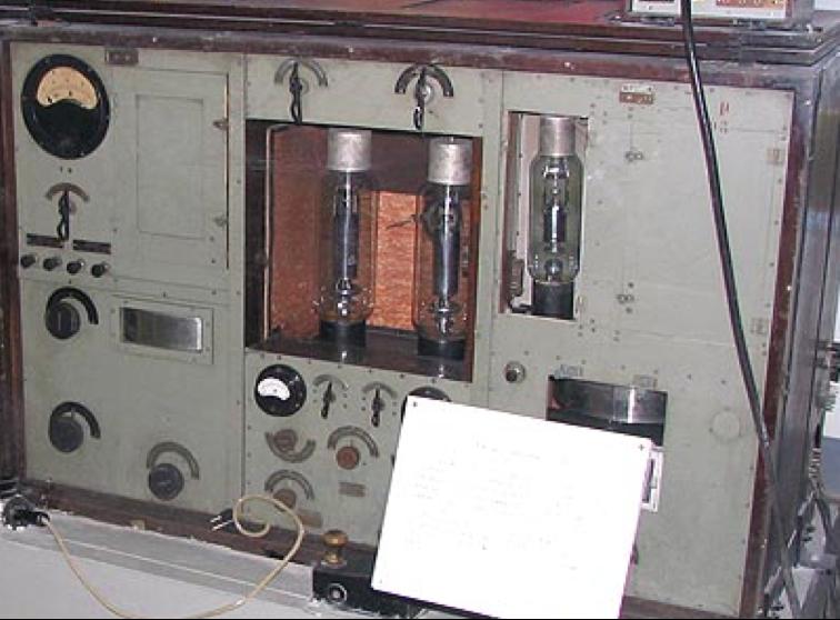 Передатчик 1000-КВ-1 из комплекта радиостанция 11-АК