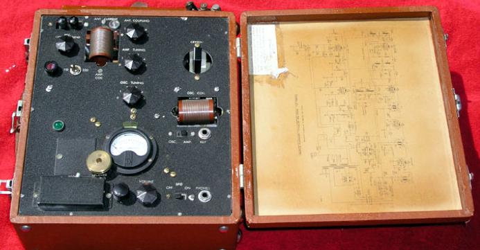 Радиостанция AN/PRC-5