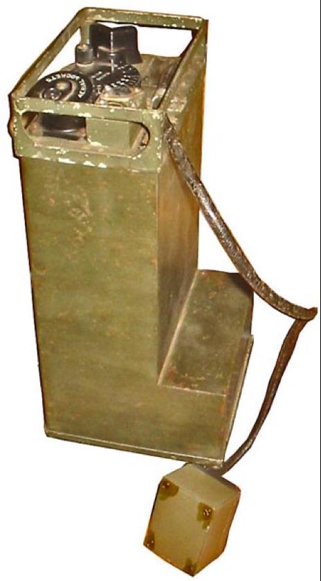 Ранцевая радиостанция Wireless Set №38 Mk-I
