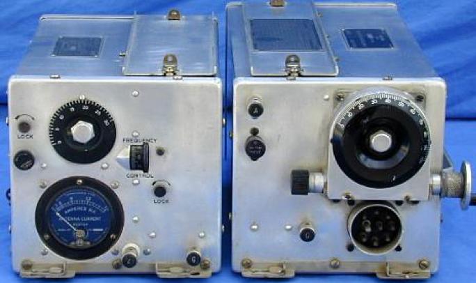 Авиационная радиостанция SCR-AR-283