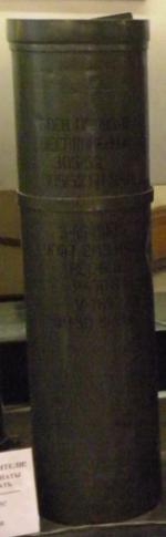 Боеприпас к 406-мм пушке Б-37