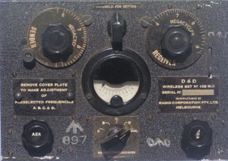 Пехотная радиостанция Wireless Set 108 Mk-2