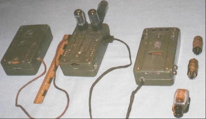 Комплект радиостанции Hабла