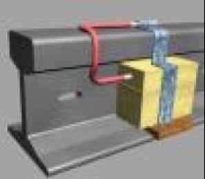 Рисунок противотранспортной партизанской мины