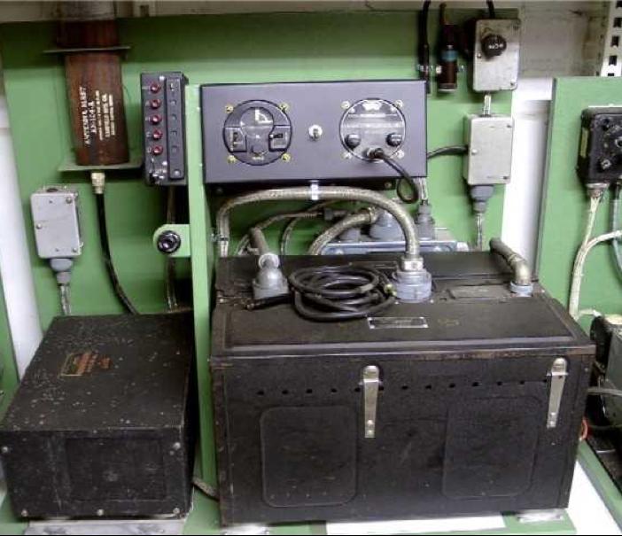 Комплект авиационной радиостанции SCR-522