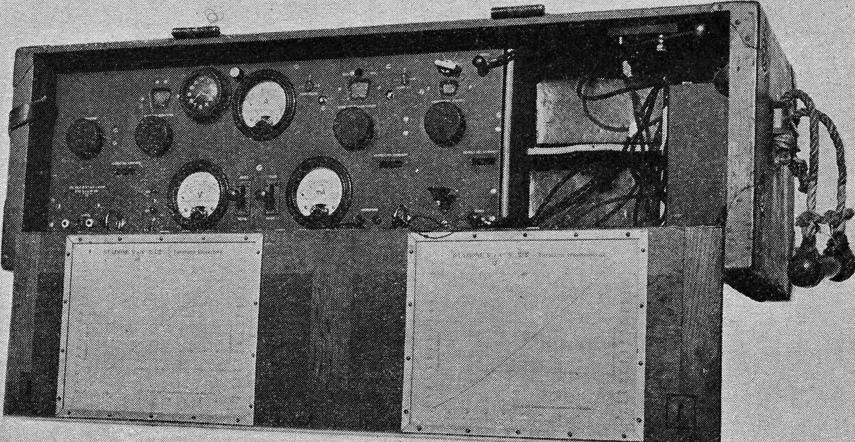 Радиостанция R-4A