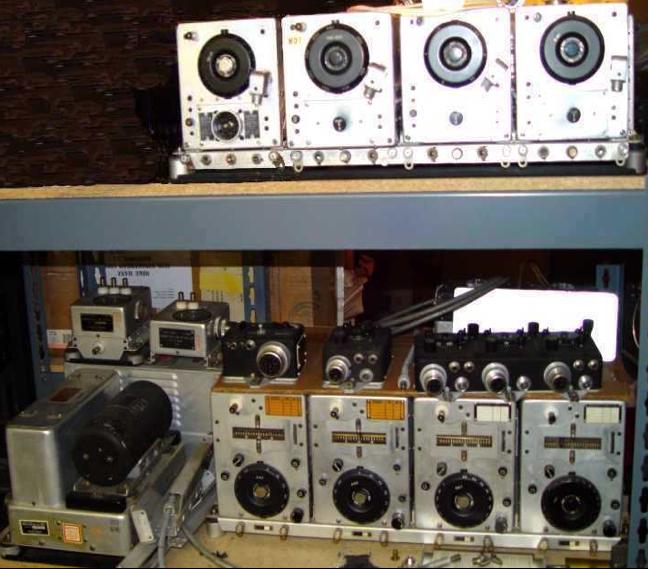 Авиационный бортовой командный комплект SCR-274-N