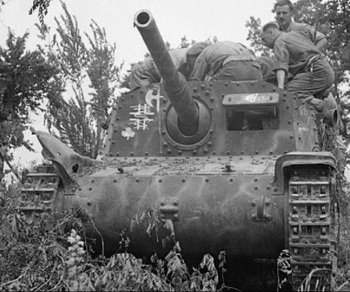 САУ Semovente М-42М  da 75/34