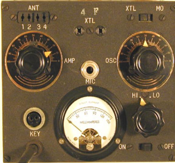Радиостанция PP-286/UR