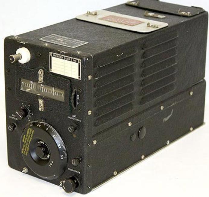 Диапазонный связной передатчик ВС-457-A