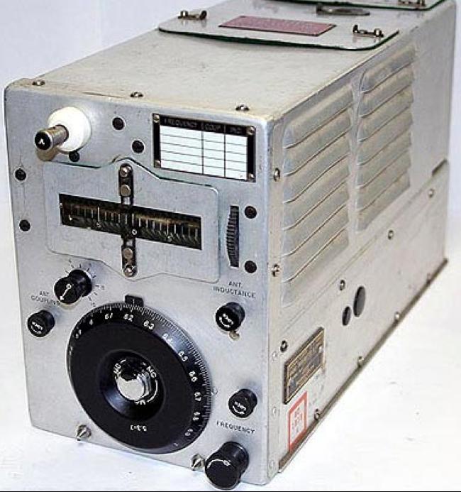 Диапазонный связной передатчик ВС-458-A