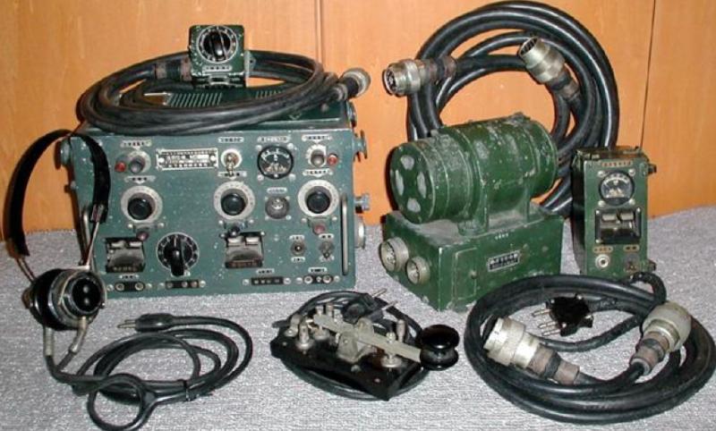 Авиационная радиостанция Type 1 №3