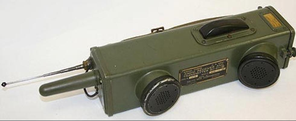 Носимая радиостанция BC-611-В