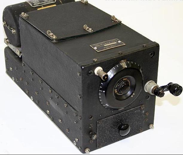 Диапазонный связной приемник ВС-454-B