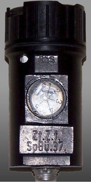Таймерный взрыватель Zt.Z.f.sp.Bu. 37