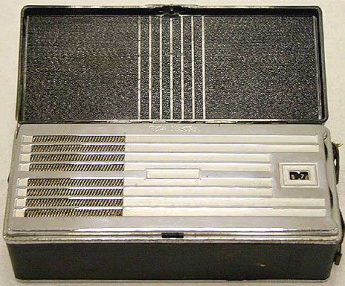 Приемник RCA BP-10 Personal