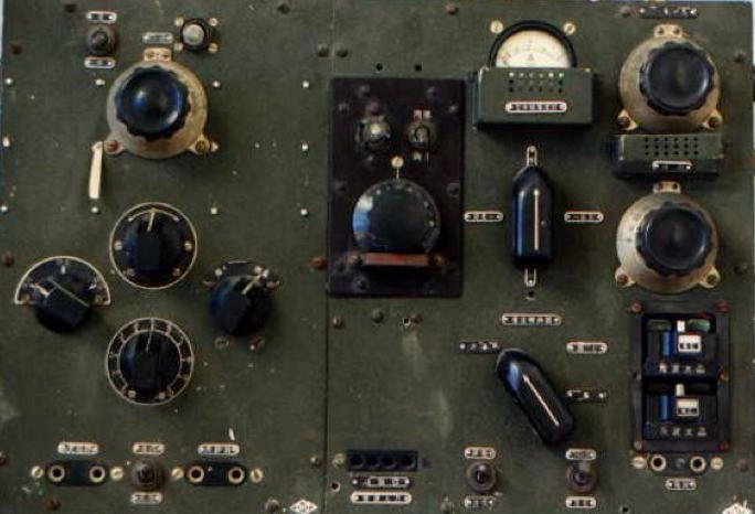 Авиационная радиостанция Type 96 Mk-2