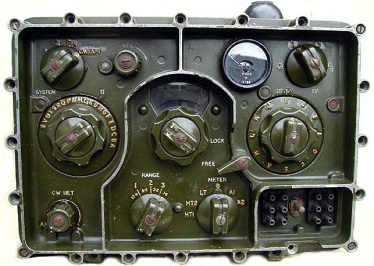 Ранцевая радиостанция Wireless Set №42