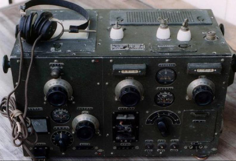 Авиационная  радиостанция Type 98 №4