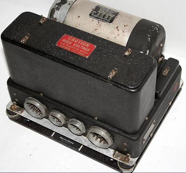 Модулятор ВС-456-B с умформером DM-33 для передатчика ВС-458