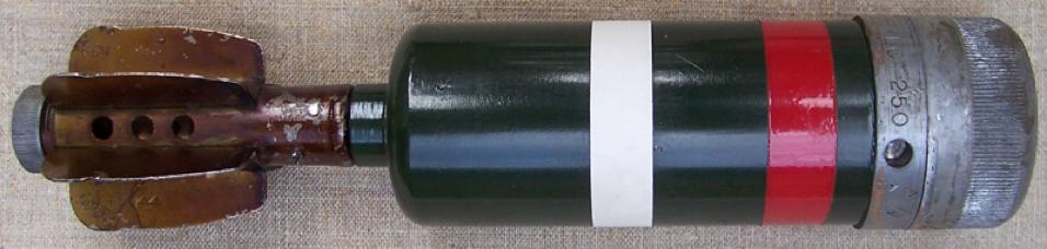 Дымовые мины 2-Inch Mortar