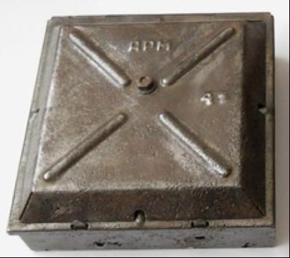 Противотанковые мины ТМ-35