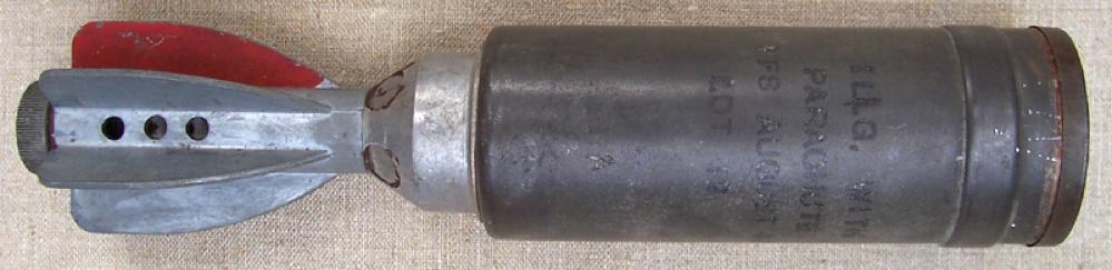 Осветительная мина 2-Inch Mortar