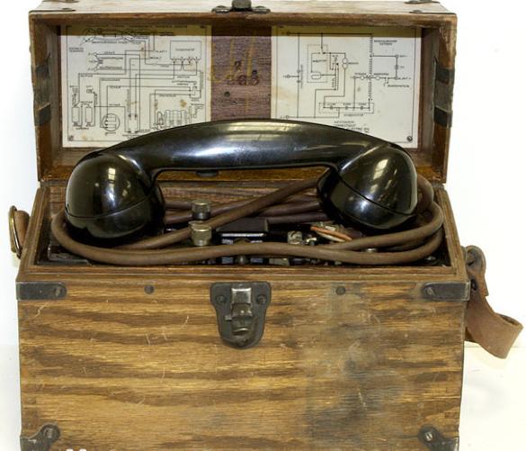 Полевой телефон 2005-W